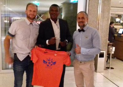 Marcel Desailly champion du monde 98